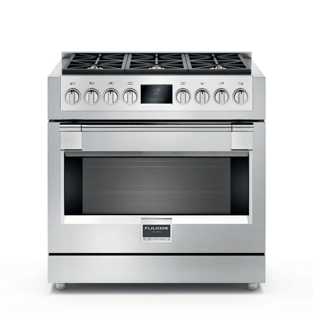 Paragraph 2 – 36 all gas professional range F6PGR366S_preview